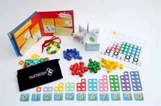 1st Steps with Numicon at Home Kit