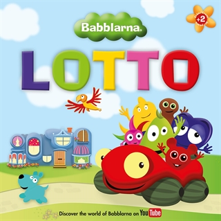 Babblarna Lotto billedlotteri